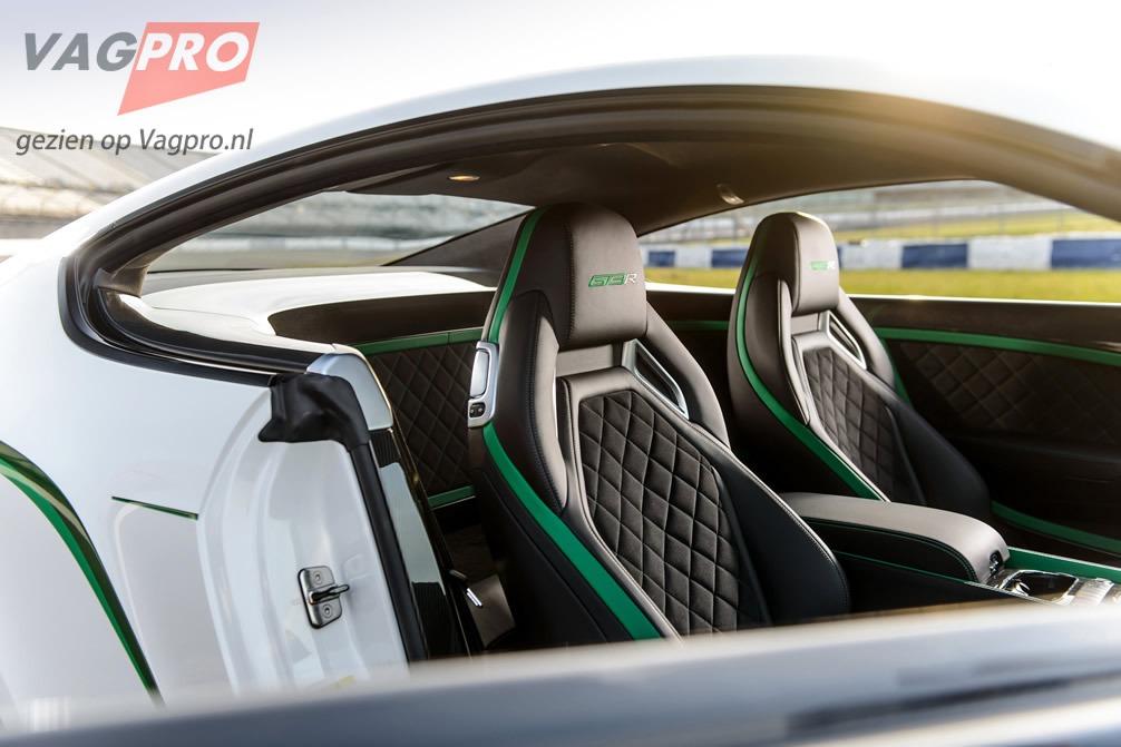 Bentley Continental GTR-3 stoelen