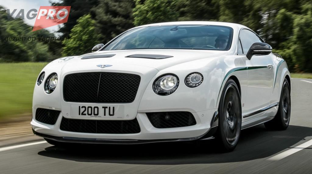 Bentley Continental GTR-3