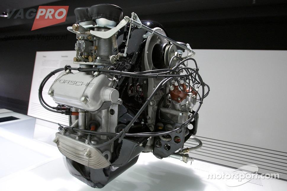 4-цилиндровый мотор от porsche