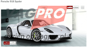 porsche 918 spyder car configurator vw audi porsche bentley bugatti lamborghini. Black Bedroom Furniture Sets. Home Design Ideas