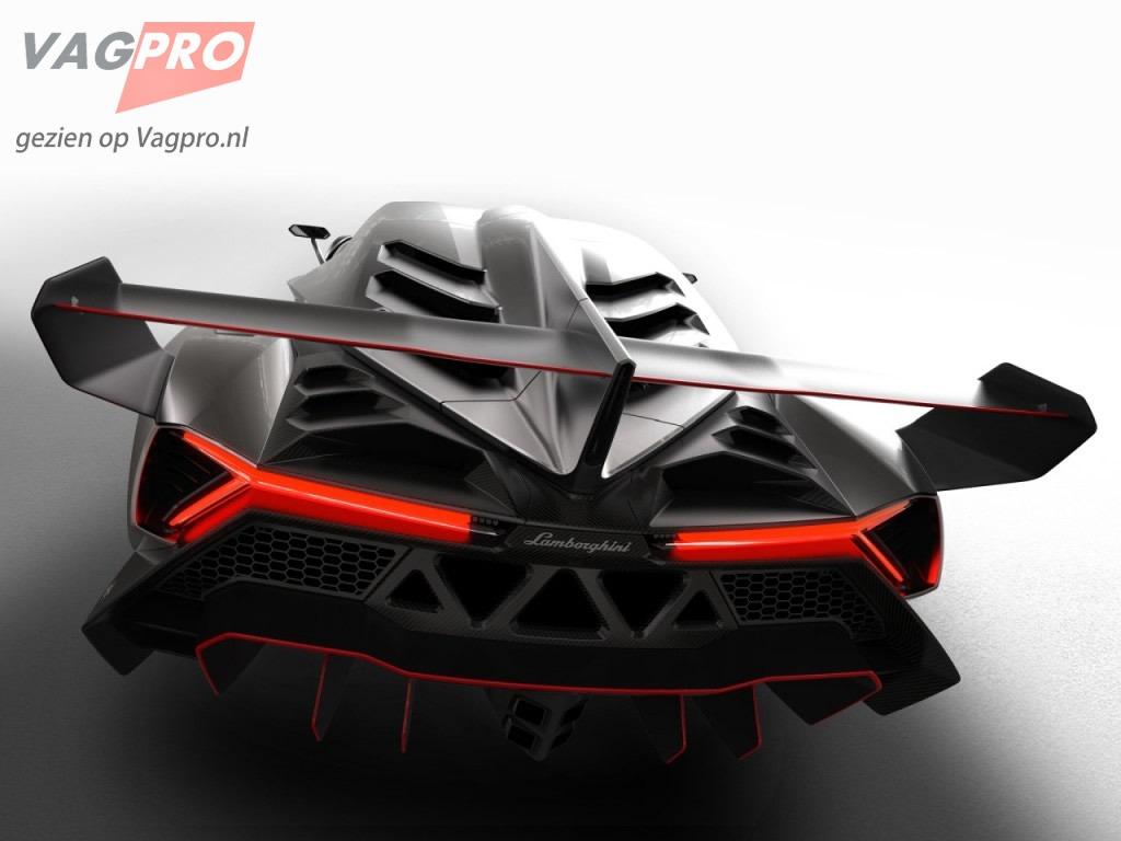 Lamborghini-Veneno-achterkant