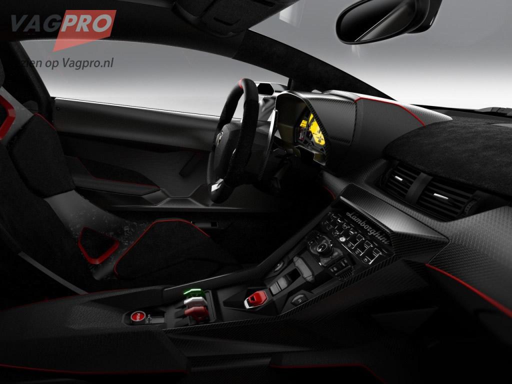 Lamborghini-Veneno-interieur