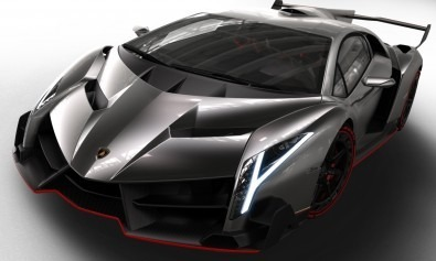 Lamborghini-Veneno-voorkant