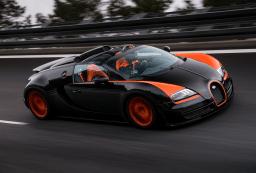 Bugatti Veyron Koning Willem Alexander