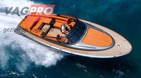 Boot Osprey Koning Willem Alexander
