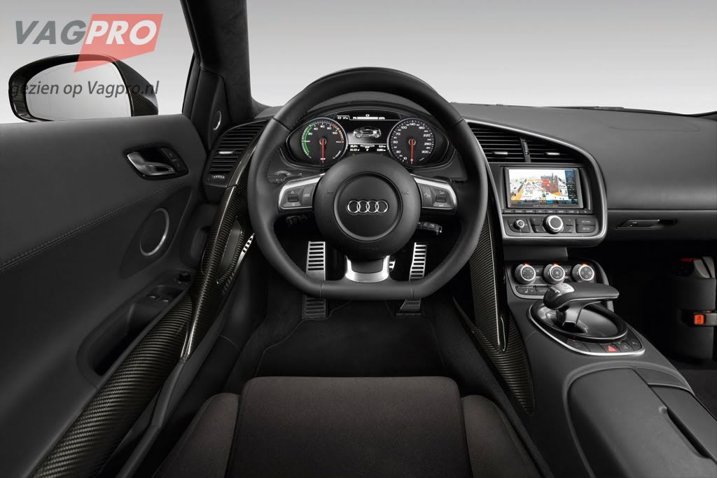 Audi R8 e-tron vagpro