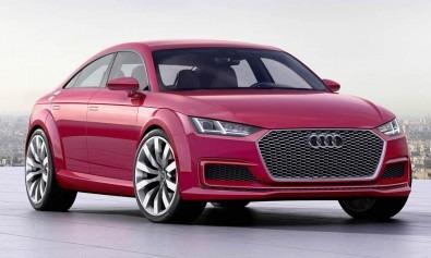 De Audi TT Sportback concept-1