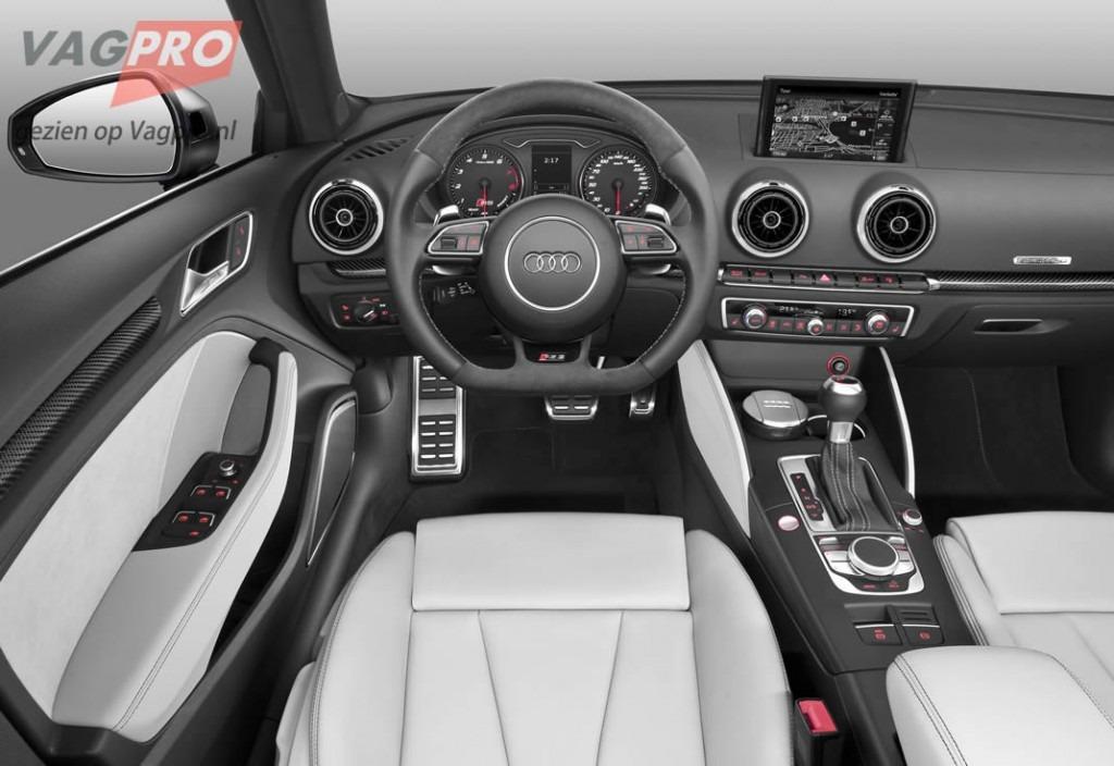 Audi RS3 Sportback Vagpro.nl