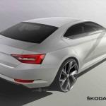 Skoda Superb nieuw concept