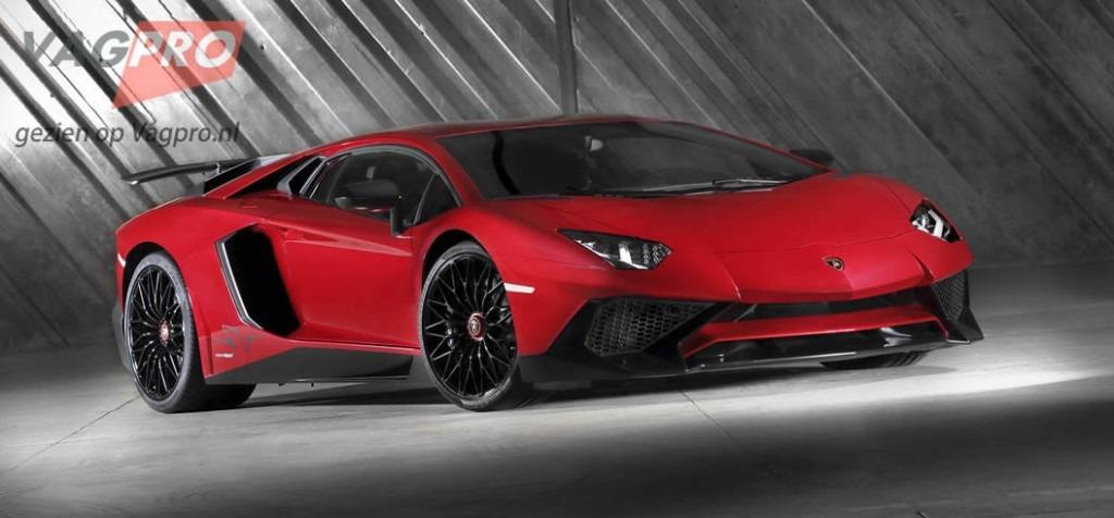 Lamborghini Aventador Superveloce