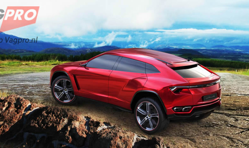 Lamborghini komt met luxueuze SUV