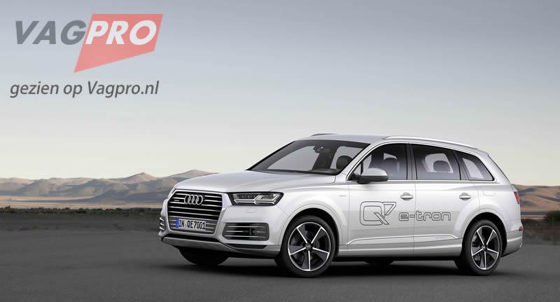 Audi Q7 Nieuw
