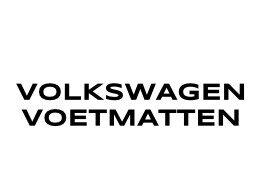Volkswagen Voetmatten